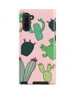 Cactus Print Galaxy Note 10 Pro Case