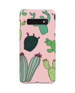 Cactus Print Galaxy S10 Plus Lite Case