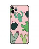 Cactus Print iPhone 11 Pro Max Skin
