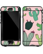 Cactus Print LifeProof Nuud iPhone Skin