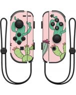 Cactus Print Nintendo Joy-Con (L/R) Controller Skin