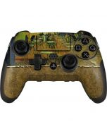 Cafe Terrace at Night PlayStation Scuf Vantage 2 Controller Skin