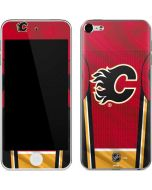 Calgary Flames Home Jersey Apple iPod Skin