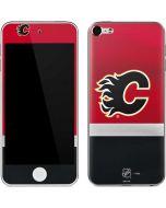 Calgary Flames Jersey Apple iPod Skin