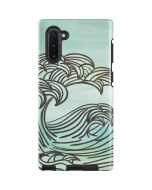 California Big Wave Galaxy Note 10 Pro Case