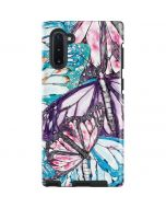California Monarch Collage Galaxy Note 10 Pro Case