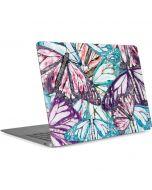 California Monarch Collage Apple MacBook Air Skin