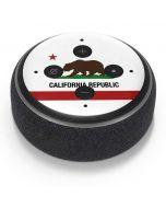 California Republic Amazon Echo Dot Skin