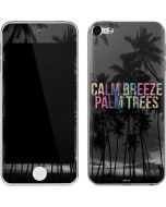 Calm Breeze Palm Trees Apple iPod Skin