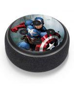 Captain America Amazon Echo Dot Skin