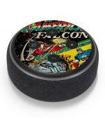Captain America And Falcon Amazon Echo Dot Skin