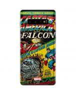 Captain America And Falcon Galaxy S10 Plus Skin