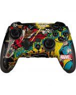 Captain America And Falcon PlayStation Scuf Vantage 2 Controller Skin