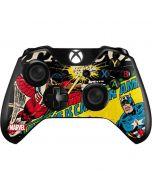 Captain America And Falcon Xbox One Controller Skin