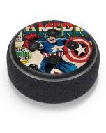 Captain America Big Premier Issue Amazon Echo Dot Skin
