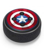 Captain America Emblem Amazon Echo Dot Skin
