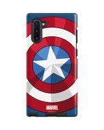 Captain America Emblem Galaxy Note 10 Pro Case