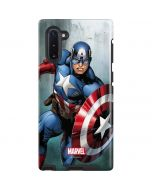 Captain America Galaxy Note 10 Pro Case