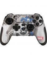 Captain America is Ready PlayStation Scuf Vantage 2 Controller Skin