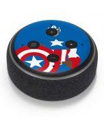 Captain America Minimal Amazon Echo Dot Skin