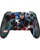 Captain America PlayStation Scuf Vantage 2 Controller Skin