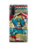 Captain America Revival Galaxy Note 10 Pro Case
