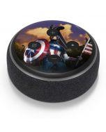 Captain America Saves the Day Amazon Echo Dot Skin