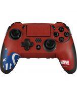 Captain America Silhouette PlayStation Scuf Vantage 2 Controller Skin