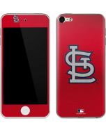 Cardinals Embroidery Apple iPod Skin