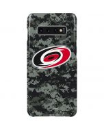 Carolina Hurricanes Camo Galaxy S10 Plus Lite Case