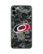 Carolina Hurricanes Camo iPhone 11 Pro Max Skin