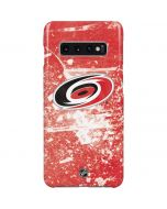 Carolina Hurricanes Frozen Galaxy S10 Plus Lite Case