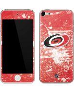 Carolina Hurricanes Frozen Apple iPod Skin