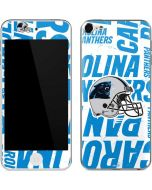 Carolina Panthers - Blast Apple iPod Skin