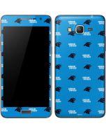 Carolina Panthers Blitz Series Galaxy Grand Prime Skin