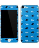 Carolina Panthers Blitz Series Apple iPod Skin