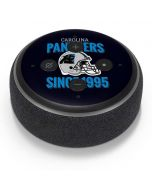 Carolina Panthers Helmet Amazon Echo Dot Skin
