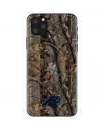 Carolina Panthers Realtree AP Camo iPhone 11 Pro Max Skin