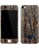 Carolina Panthers Realtree AP Camo Apple iPod Skin