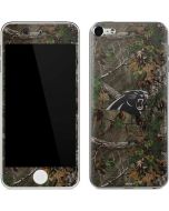 Carolina Panthers Realtree Xtra Green Camo Apple iPod Skin