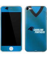 Carolina Panthers Team Jersey Apple iPod Skin