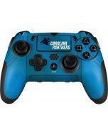 Carolina Panthers Team Jersey PlayStation Scuf Vantage 2 Controller Skin
