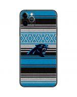 Carolina Panthers Trailblazer iPhone 11 Pro Max Skin