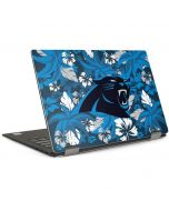 Carolina Panthers Tropical Print Dell XPS Skin