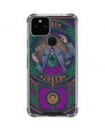 Casino Joker - The Joker Google Pixel 5 Clear Case