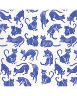 Blue Cats LifeProof Nuud iPhone Skin