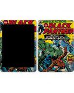 Black Panther Jungle Action Apple iPad Air Skin