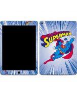 Charging Superman Apple iPad Air Skin