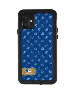 Kansas City Royals Full Count iPhone 11 Waterproof Case