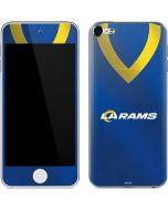 Los Angeles Rams Team Jersey Apple iPod Skin